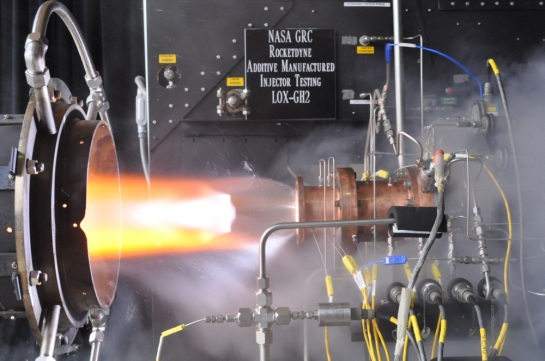 3d-printed Rocket Engine